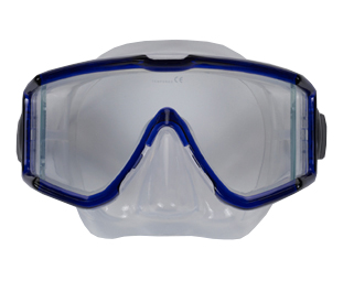 Genesis Tri View Mask Front